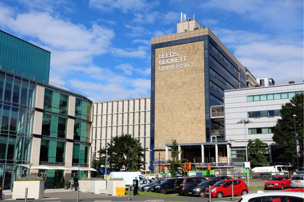 Contact Leeds Beckett University